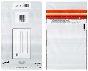 Security Tamper Evident Bags STEBS